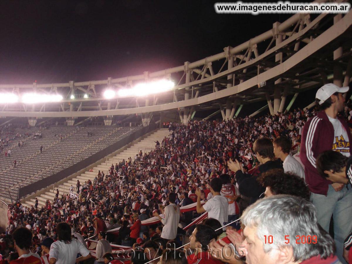 estudiantes lp vs Huracán fecha 13 clausura 2009