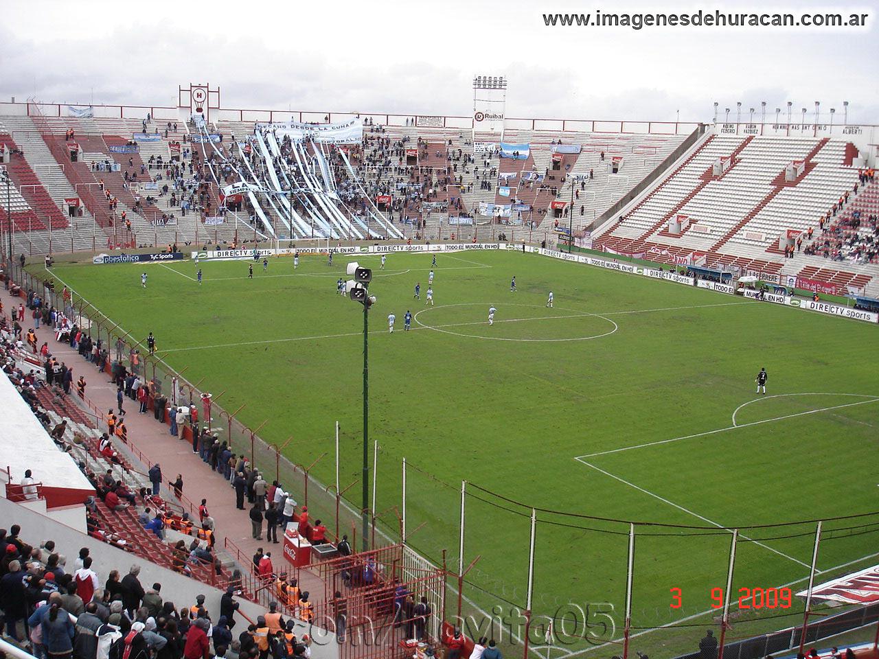 Huracán vs atlético tucumán fecha 03 apertura 2009