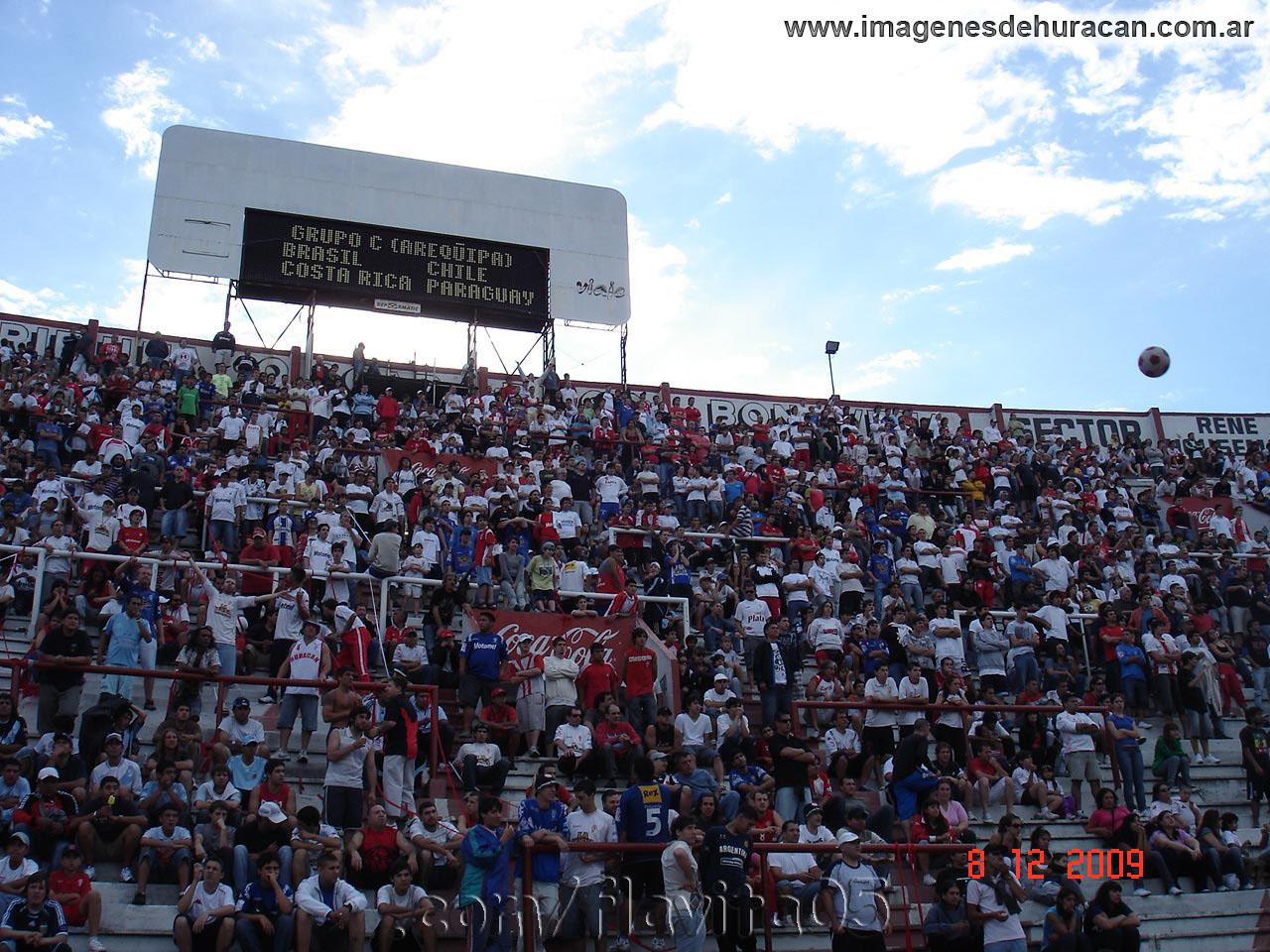 Huracán vs boca juniors fecha 18 apertura 2009
