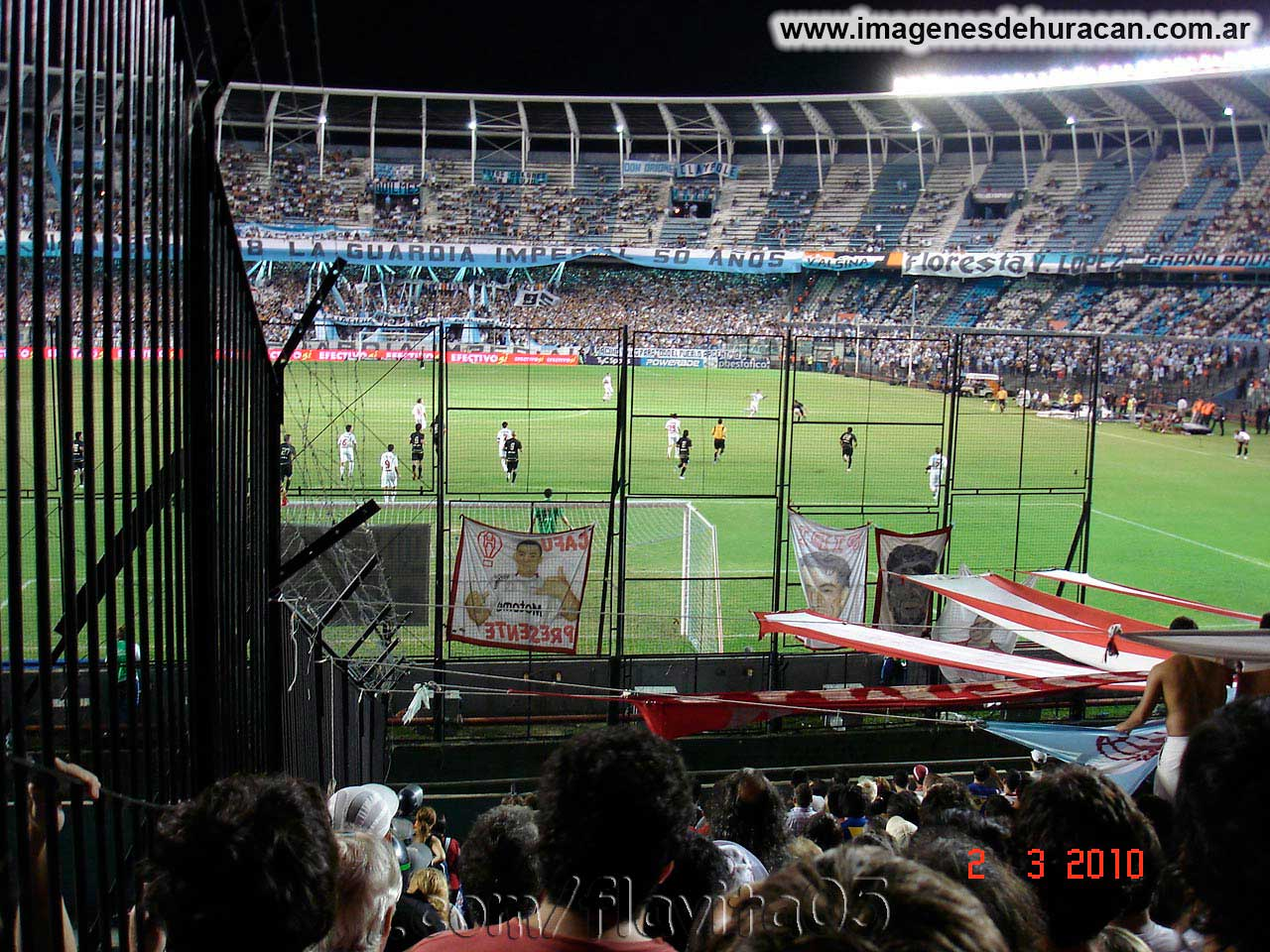 racing huracán clausura 2010