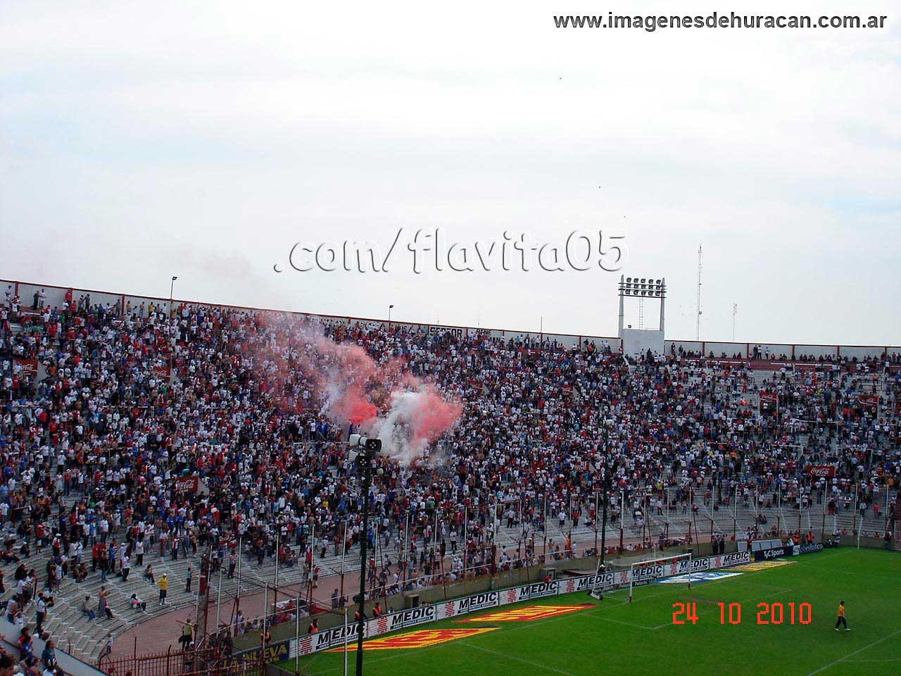 Huracán San Lorenzo - fecha 12 - Apertura 2010