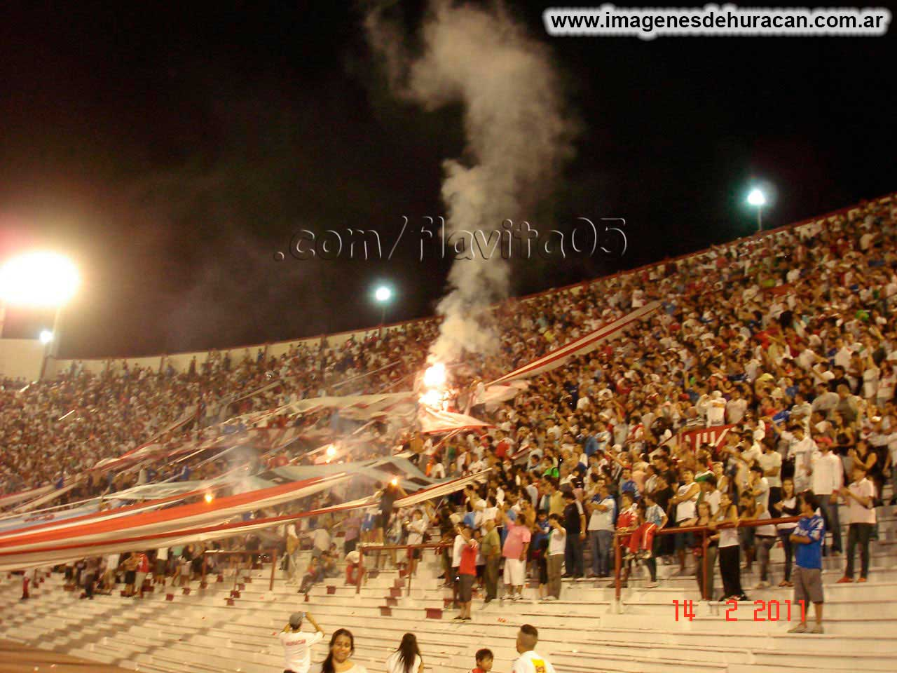 huracán vs argentinos fecha 01 clausura 2011