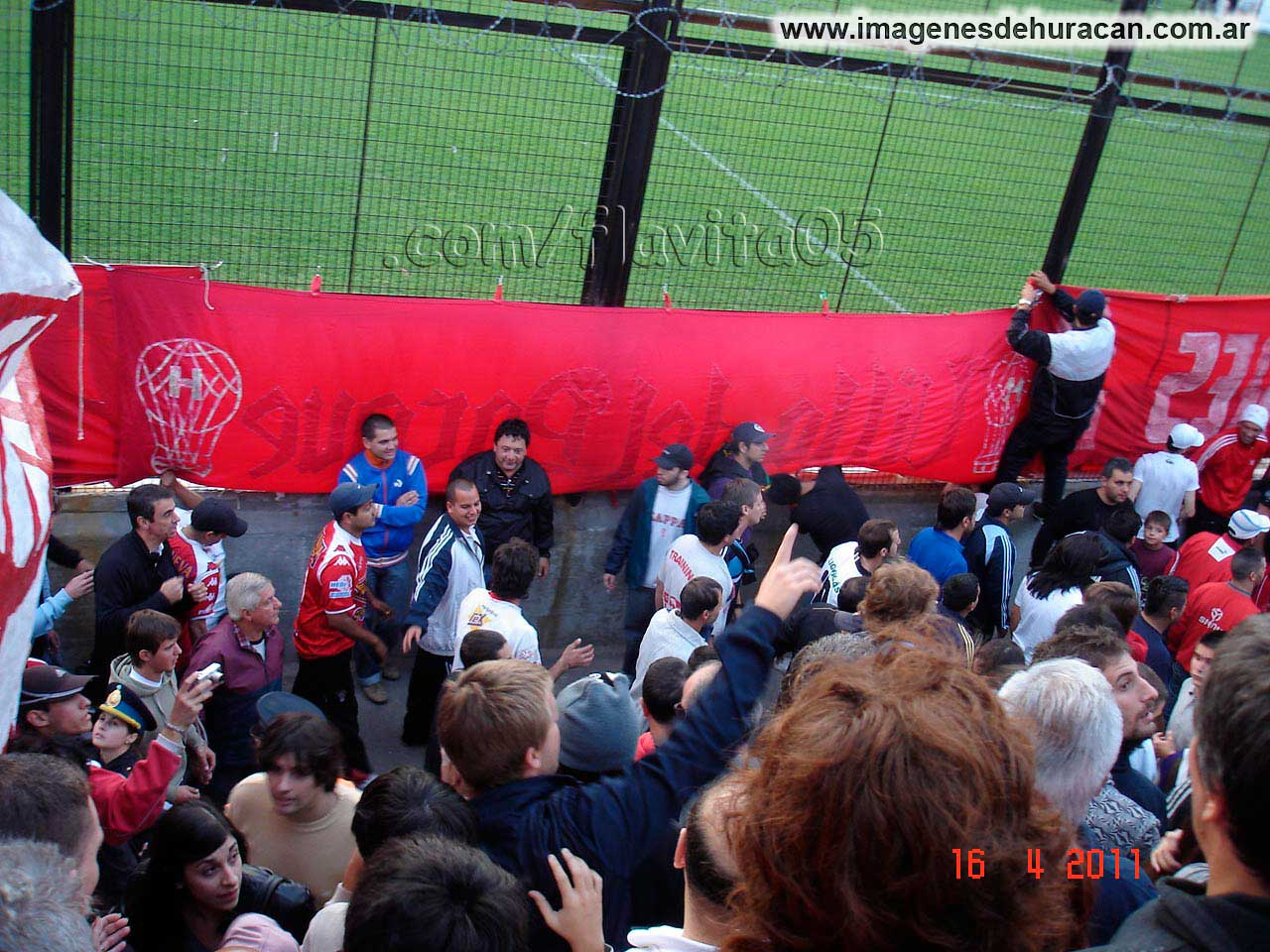 all boys vs huracán fecha 10 clausura 2011