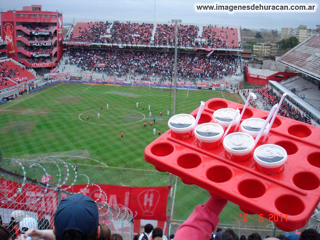 cocacolero en independiente