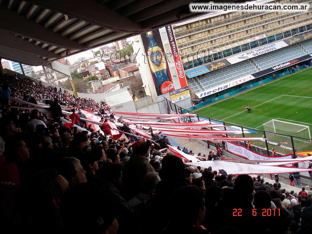 Huracán vs gelp desempate 2011 bombonera