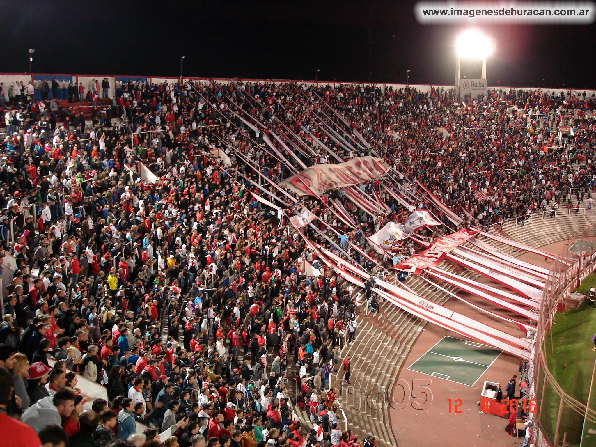 Huracán vs peñarol copa libertadores 2016