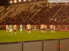 Huracán vs sporting cristal copa libertadores 2016
