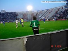 Huracán vs gelp fecha 02 nacional B 2012-2013