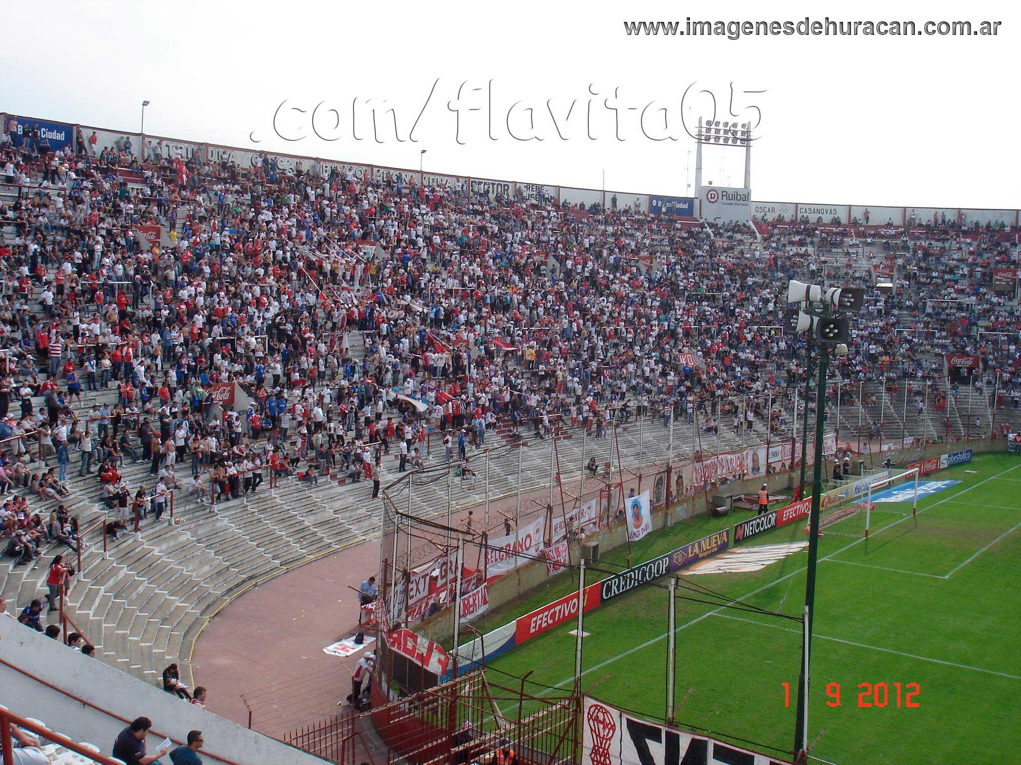 Huracán vs deportivo merlo fecha 04 nacional B 2012-2013