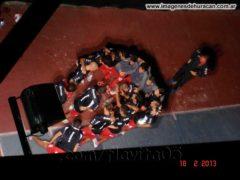 gimnasia y esgrima de la plata vs huracán fecha 21 nacional B 2012-2013