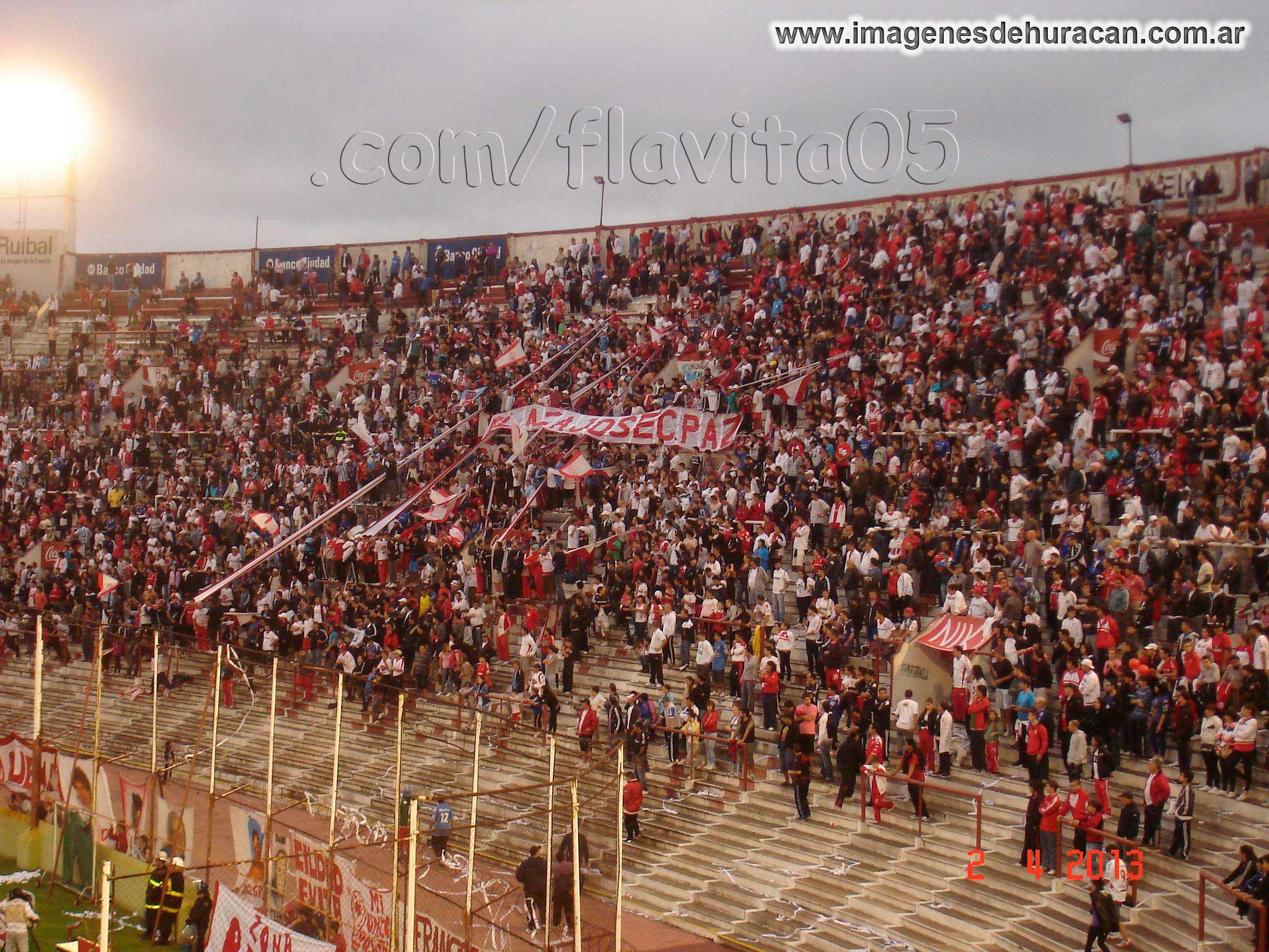 hruacán vs banfield fecha 27 nacional b 2012-2013