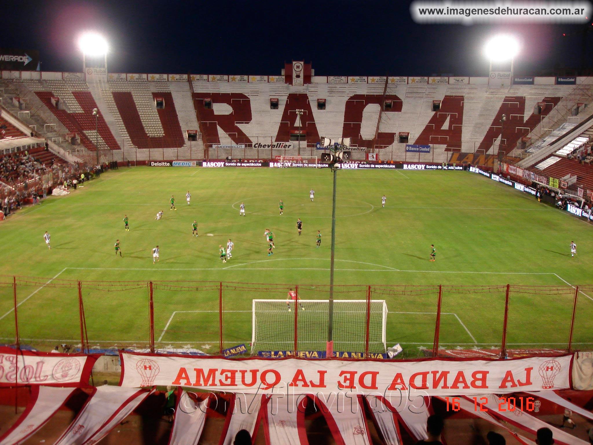huracán vs talleres córdoba fecha 14 primera división 2016