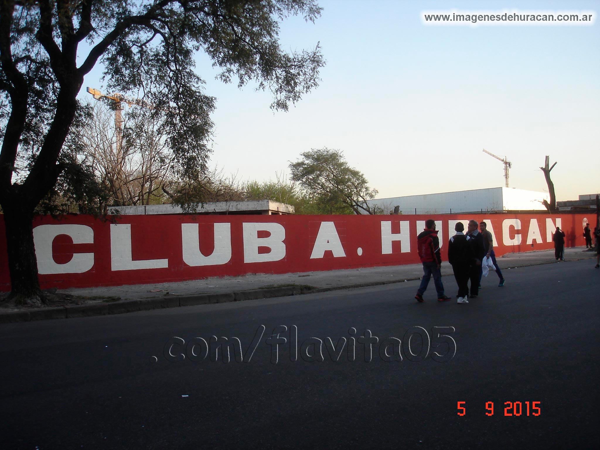 mural club a huracán
