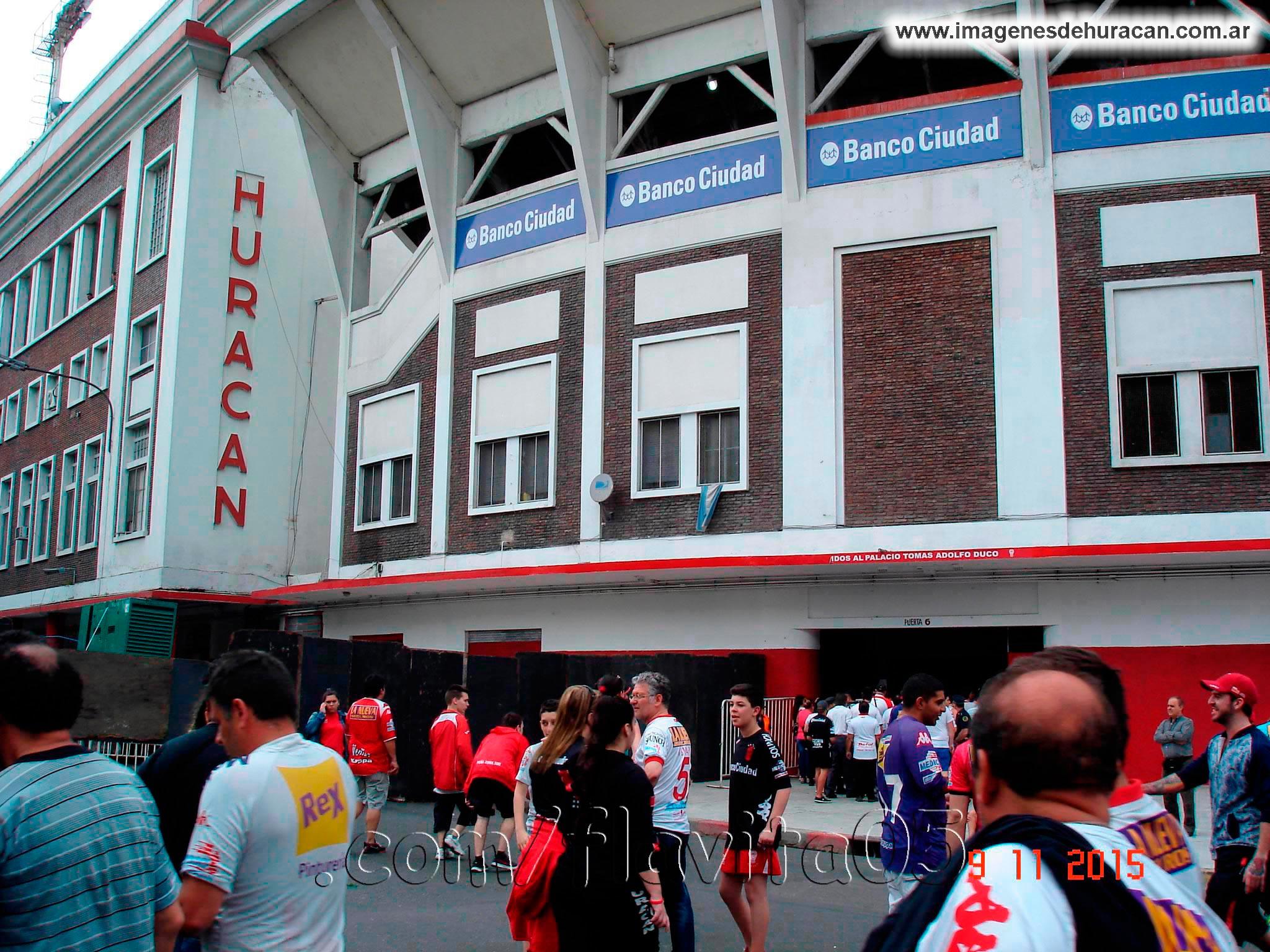 Huracán vs belgrano fecha 30 torneo de primera división 2015