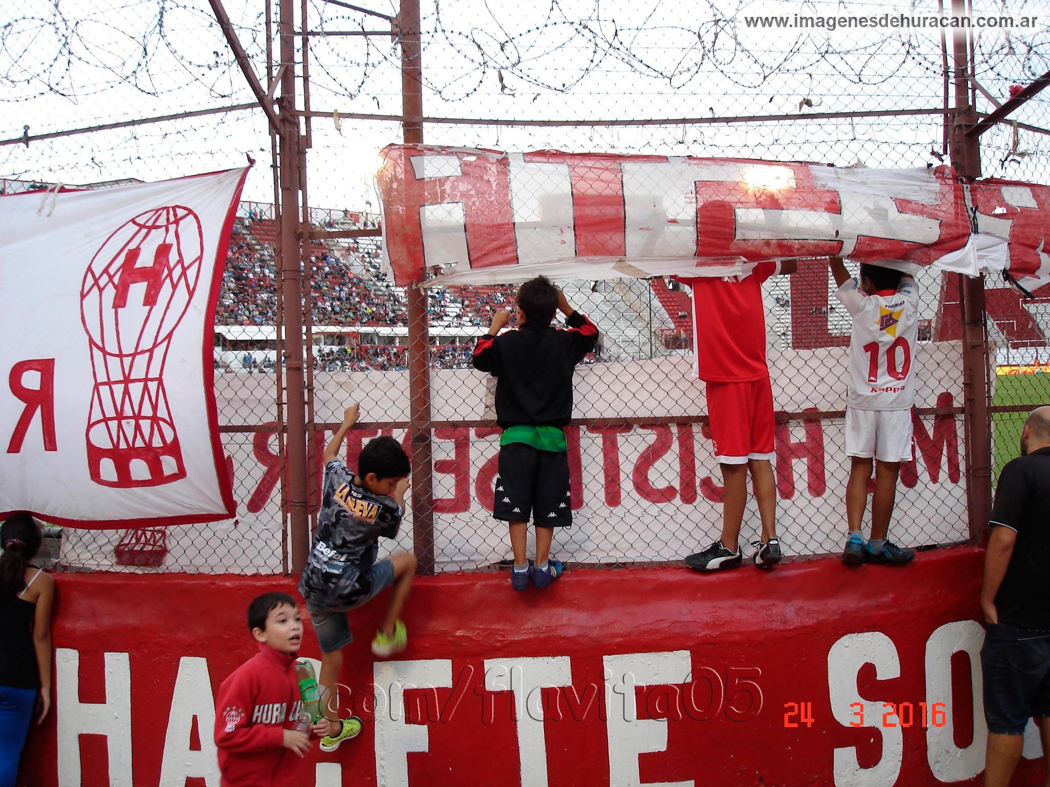 Huracán vs Aldosivi fecha 3 torneo de primera división 2016