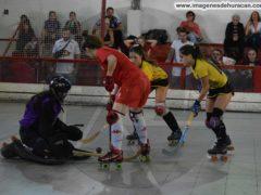 Huracán comunicaciones hockey sobre patines