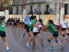 """Handball Primera – Huracán vs. Ferro """"B"""""""