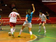 Huracán futsal femenino secla