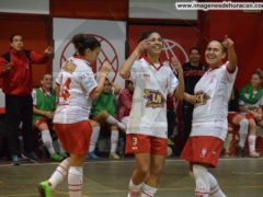 Huracán argentinos futsal femenino
