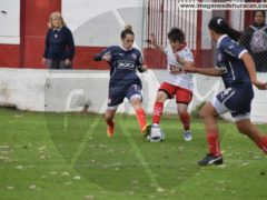Huracán independiente fútbol femenino