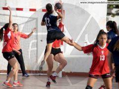 Huracán cedem handball inferiores