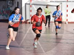 Huracán circulo devoto handball