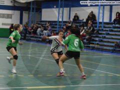 Huracán ferro handball primera