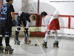 Huracán ciudad hockey patines