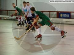 Huracán geba hockey patines