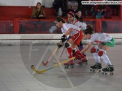 Huracán velez hockey patines