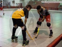 Huracán comu hockey patines