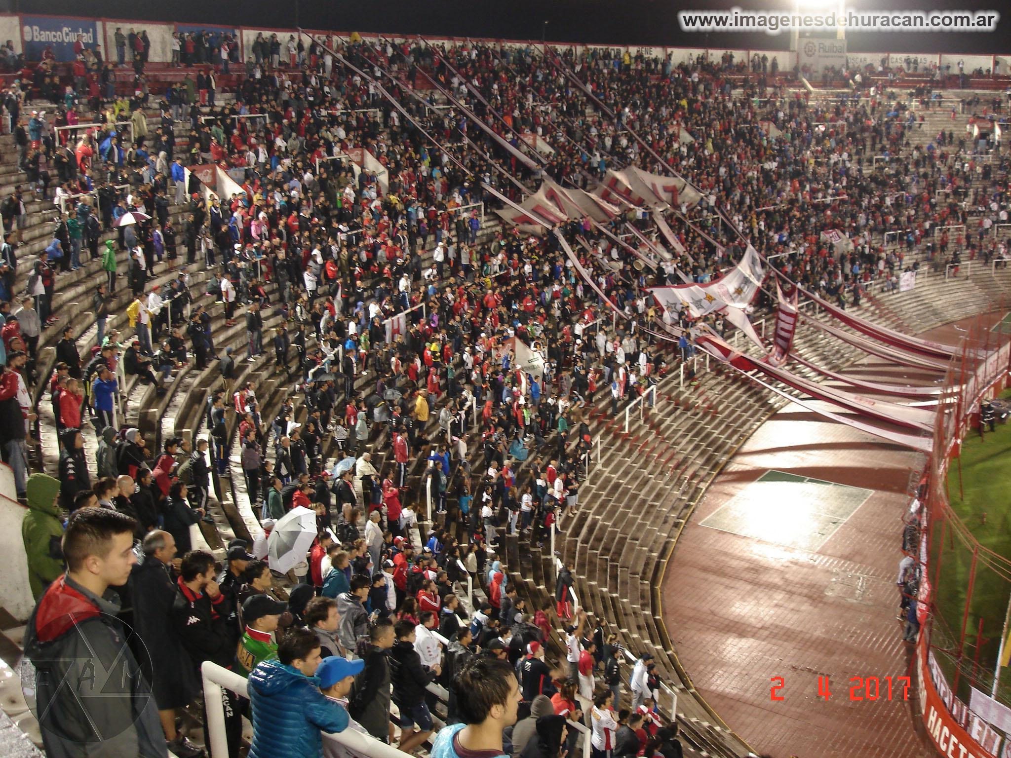 Huracán Patronato primera división 2016 2017 fecha 18