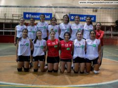 huracán first voley mayores