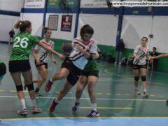 "Huracán vs. Mun. Vicente Lopez ""B"" Handball Primera"