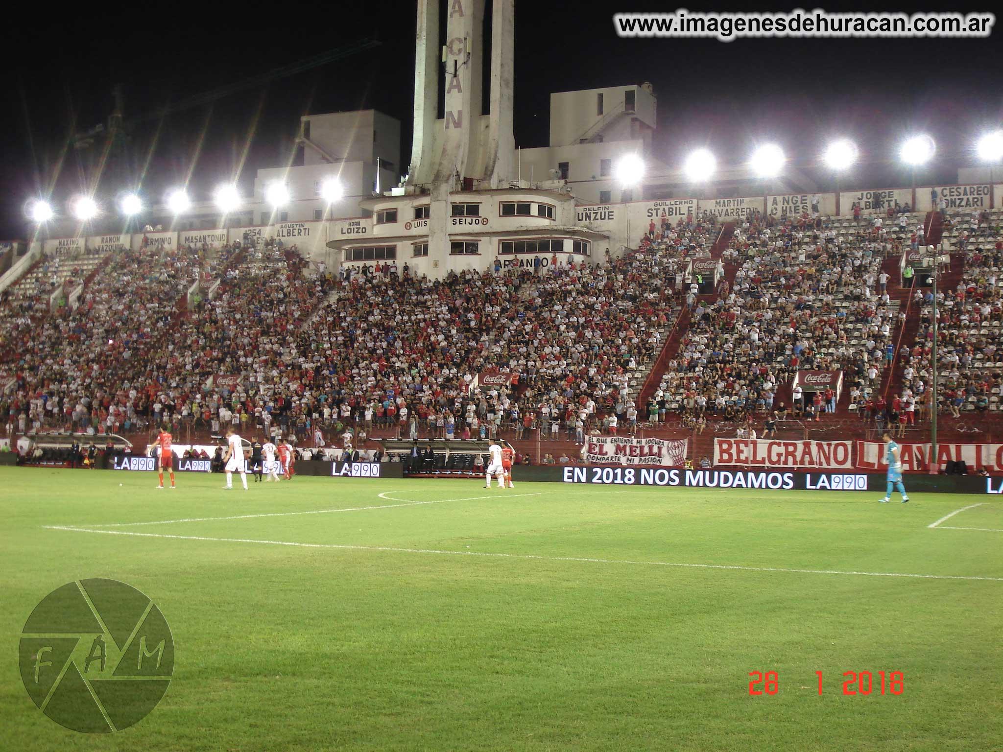 Fecha 13 – Huracán vs. River Plate
