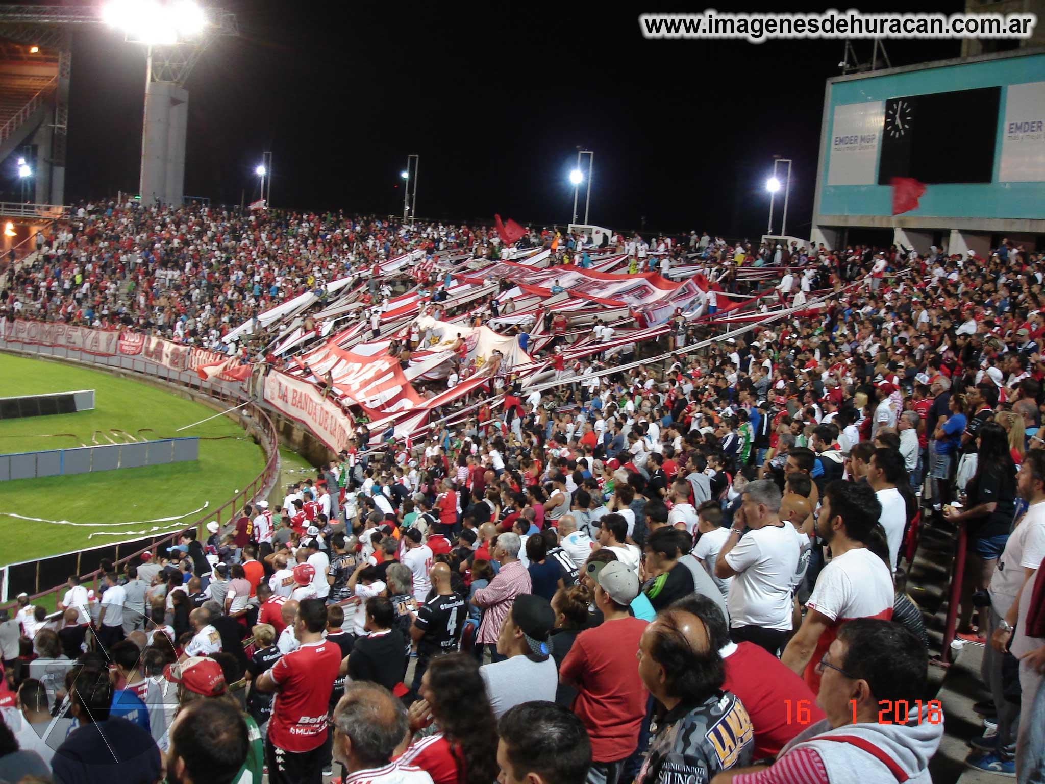 Huracán vs. San Lorenzo - Clásico de Verano