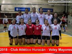 "Voley Mayores – Huracán vs. Glorias ""B"""