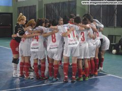 Futsal Femenino – Huracán vs. Comunicaciones