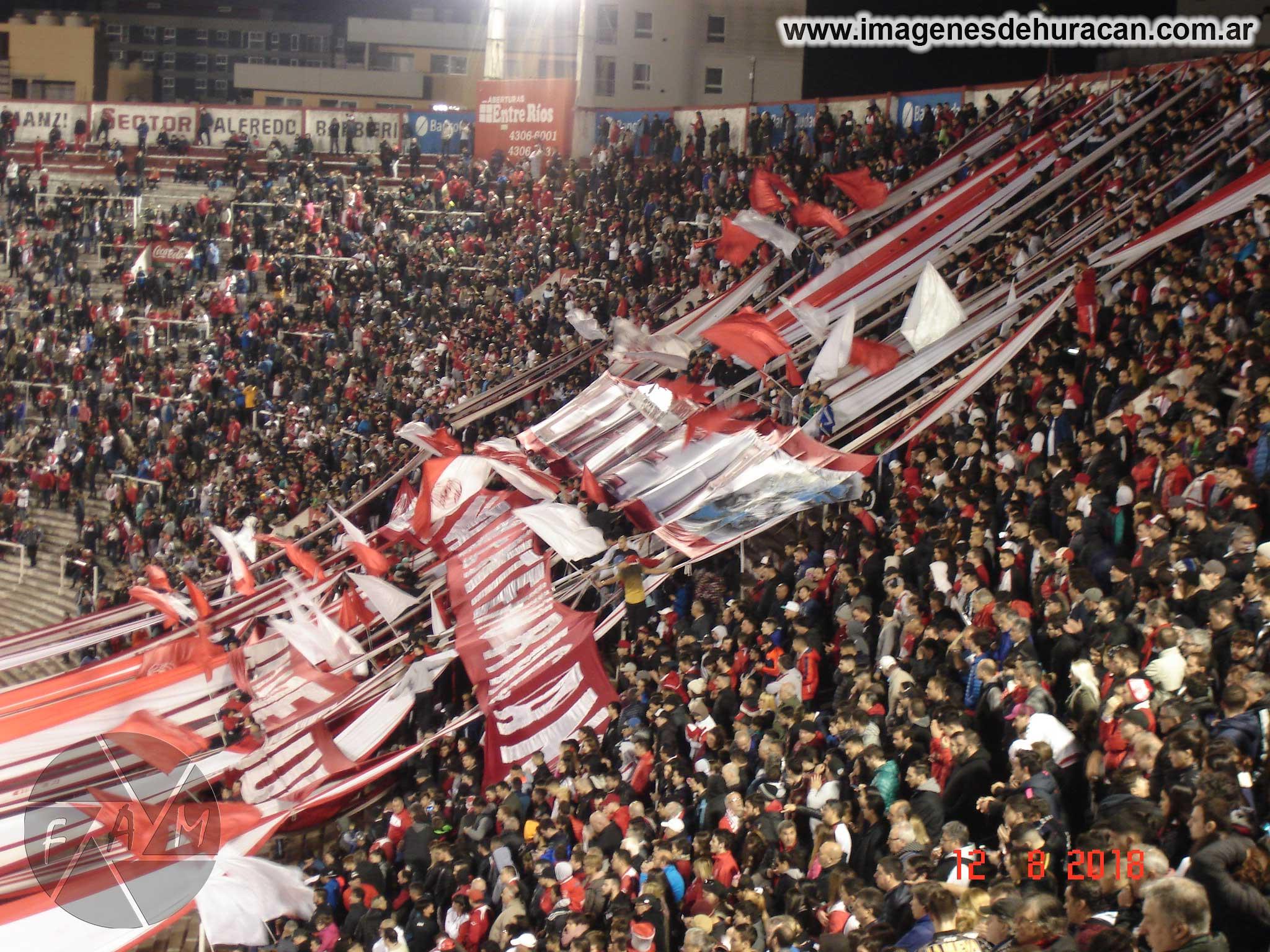 Fecha 01 – Huracán vs. River Plate