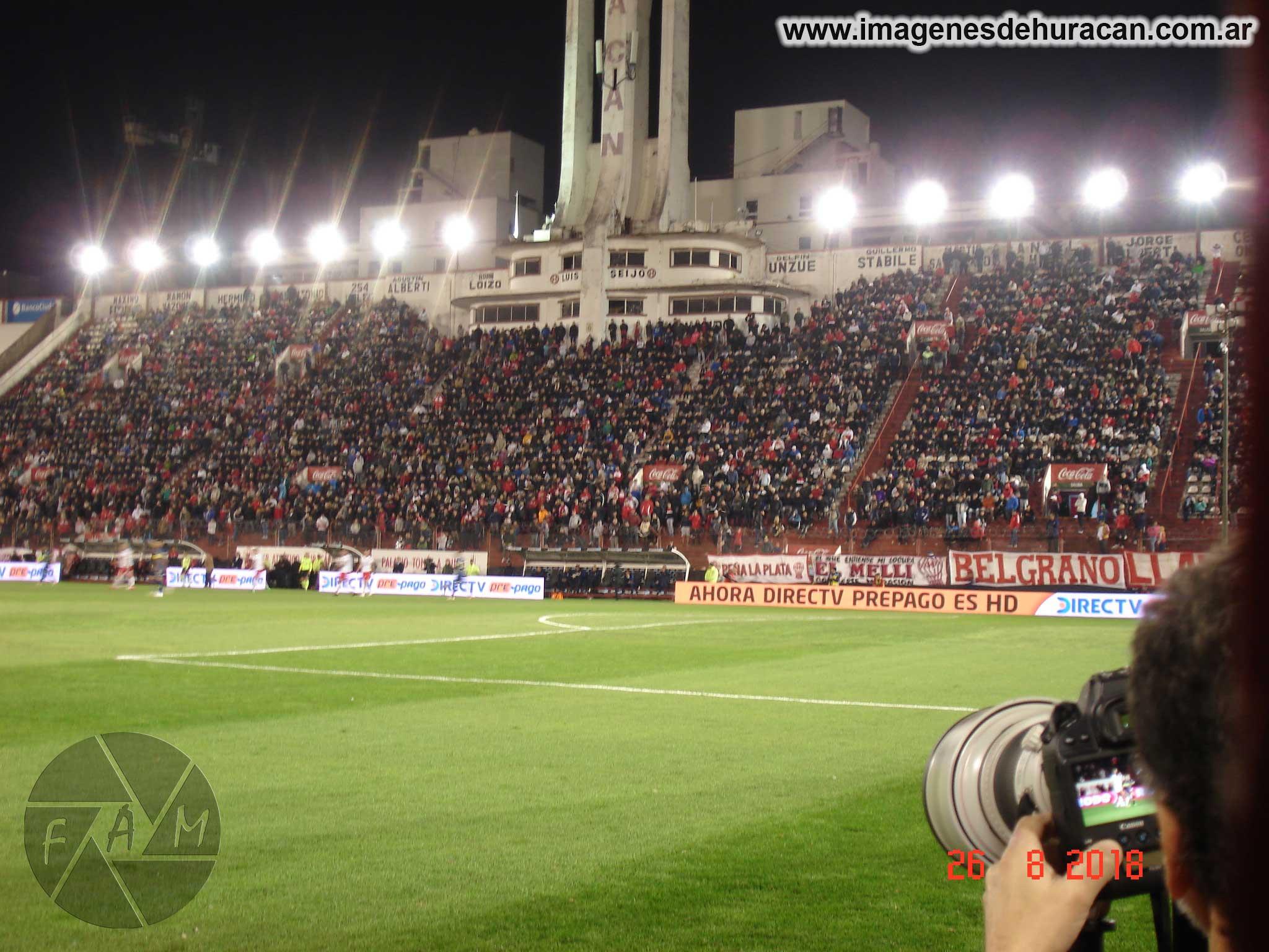 Fecha 03 – Huracán vs. Boca Juniors