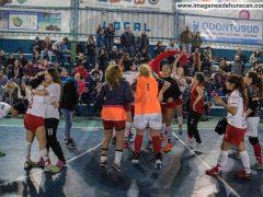 Futsal Femenino – Huracán vs. Sp. Barracas