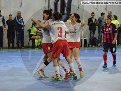 Futsal Femenino – Huracán vs. San Lorenzo (vuelta)