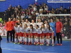 Futsal Femenino – Huracán vs. San Lorenzo (ida)