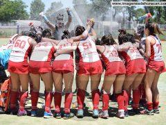 """Hockey Sobre Césped – Huracán vs. San Martín """"D"""""""
