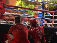 Boxeo – Peleas amateurs en Huracán