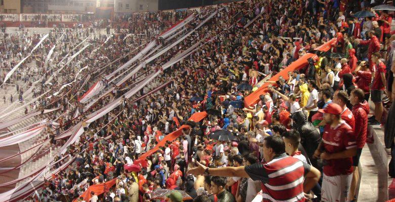 Copa Libertadores – Huracán Vs. Cruzeiro (Brasil)
