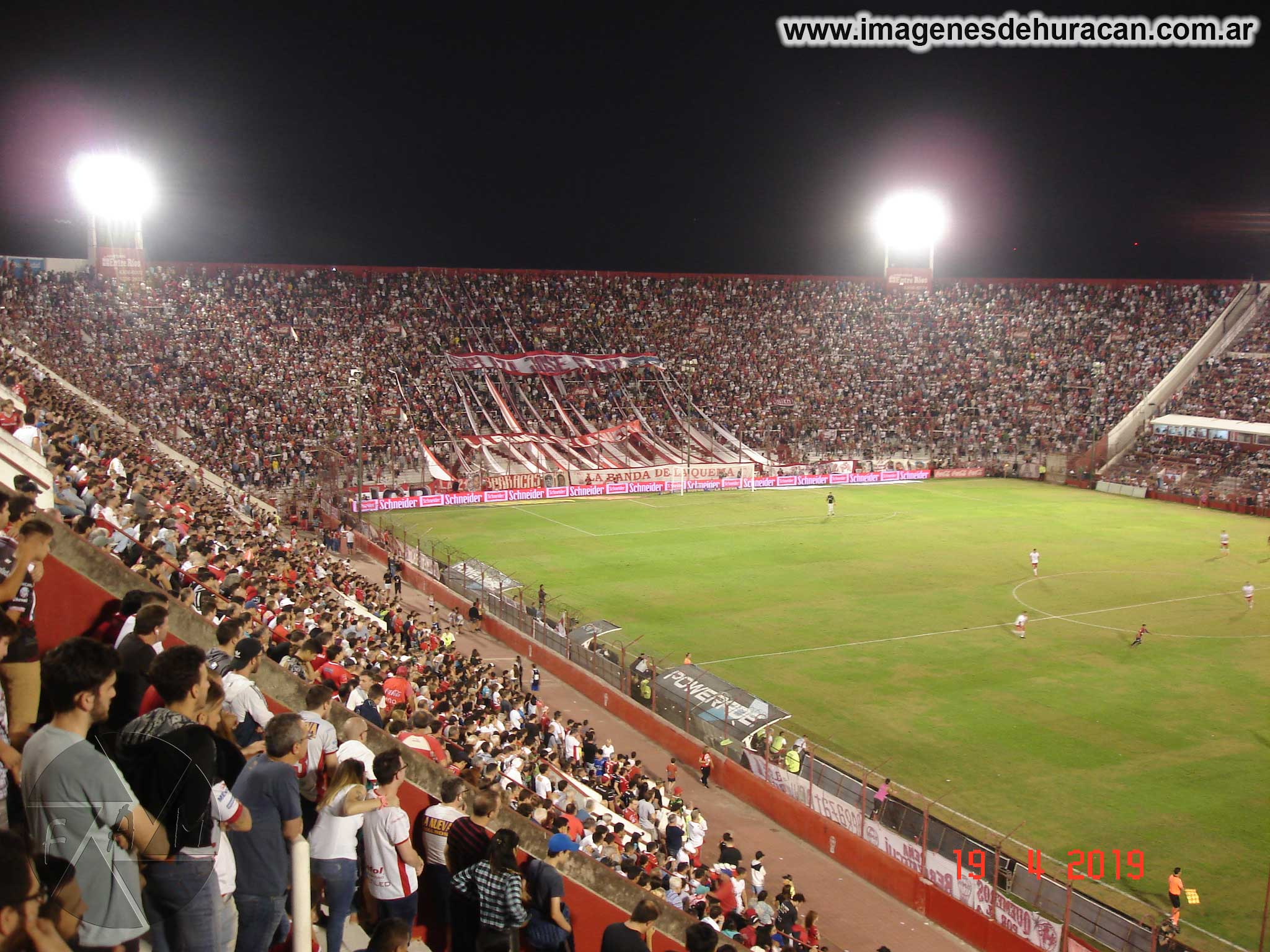 Huracán vs. San Lorenzo Copa Superliga 2019