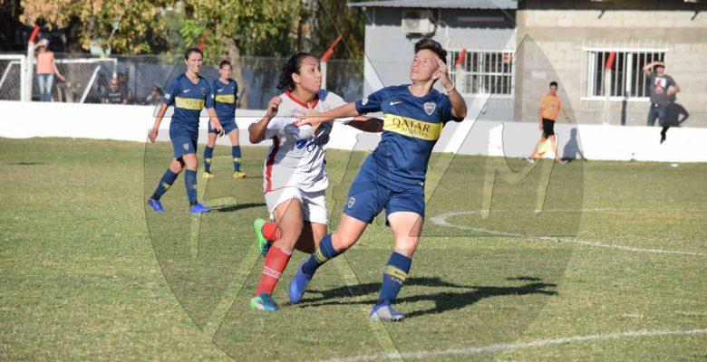 Fútbol 11 femenino - Huracán vs. Boca