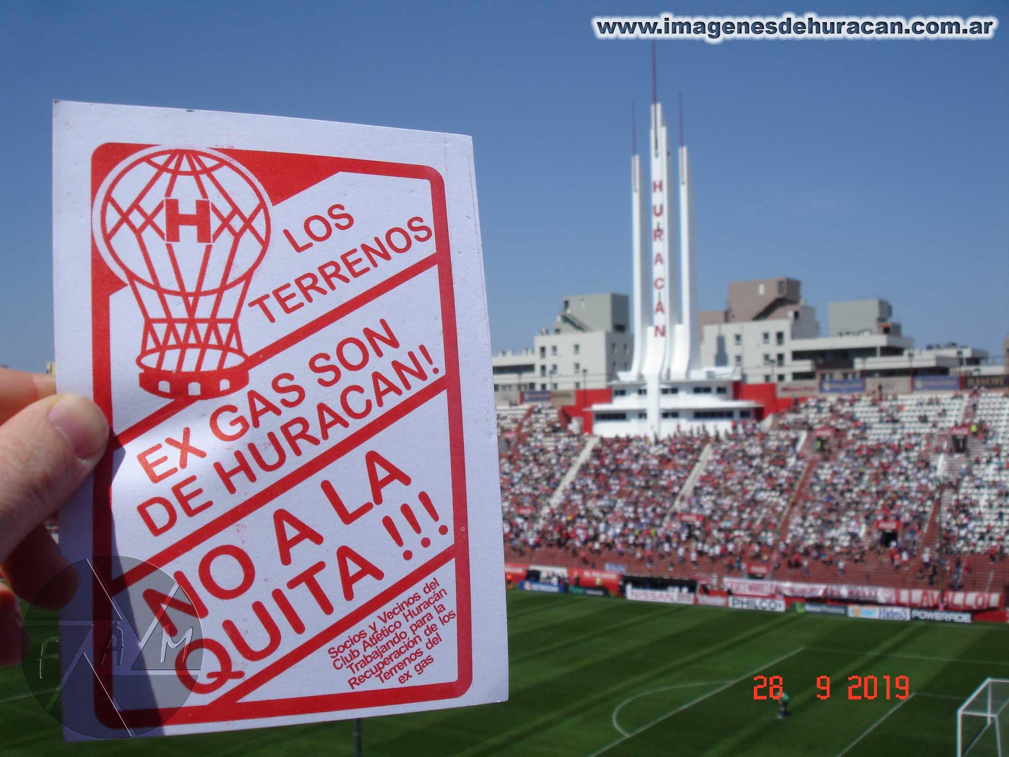 Fecha 08 Huracán vs. Atlético Tucumán