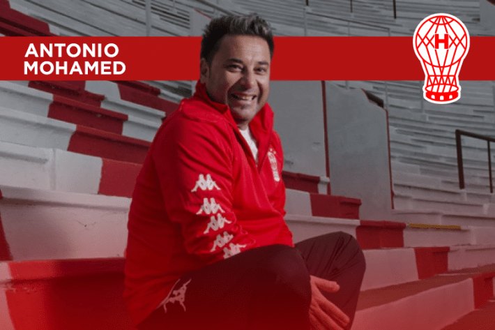 "Antonio ""Turco"" Mohamed en Huracán"